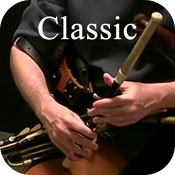Uilleann Classic - Play the Irish Bagpipes icon