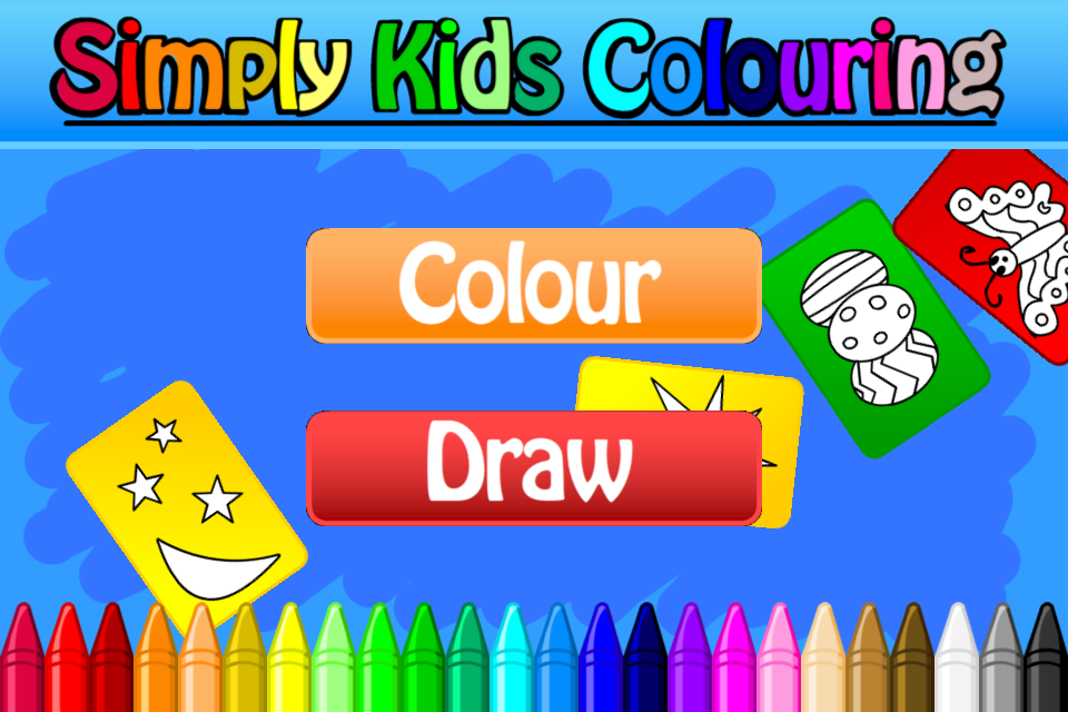 simply kids colouring download