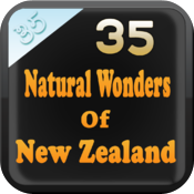 35 Natural Wonders Of New Zealand icon