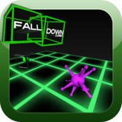 Falldown Cubed Review icon