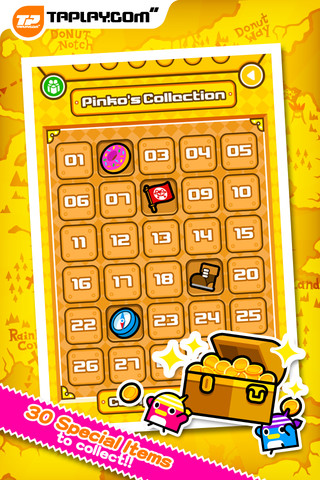 Screenshot Pirate and Coins – Pinko Bear HD