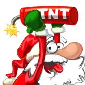 Implode 3D: Santa's Holidays icon