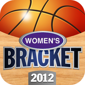 Women's Bracket 2012 SS College Basketball Fillable Tournament icon