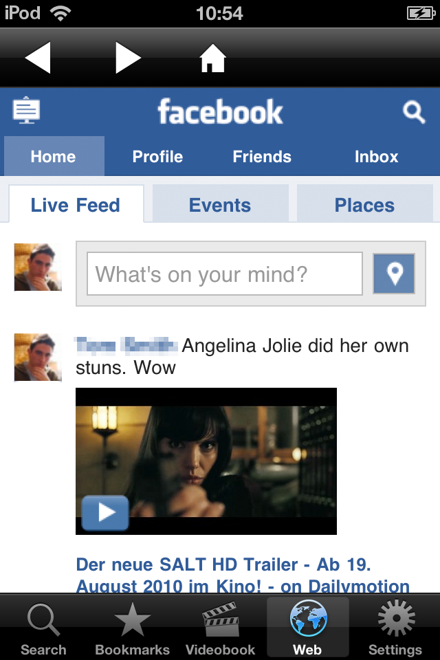 VideoTime for Facebook - Find Play  Share Videos of your Friends