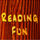 Reading Fun: improve your reading / educational game