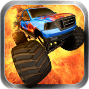 瘋狂大腳賽車 Monster Truck Rally