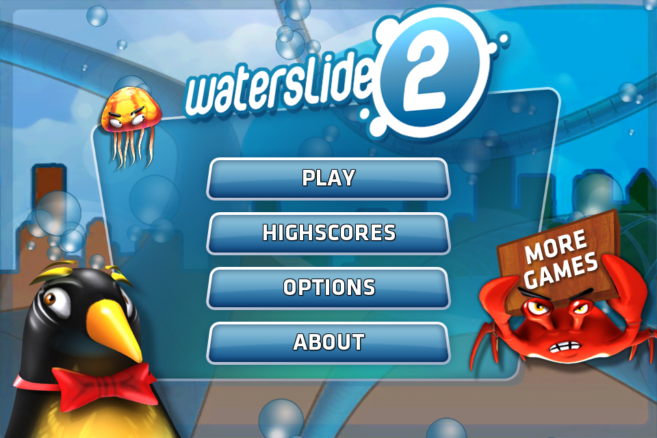 Waterslide 2 screenshot 1
