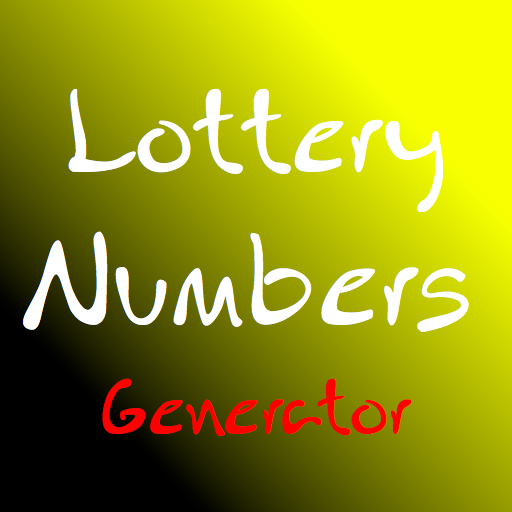 lotto texas number generator