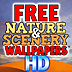 FREE Nature & Scenery Wallpapers HD