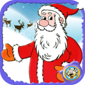 Santa's World Lite - An Educational Christmas Game for Kids and Elves alike! icon