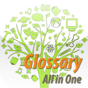 Glossary All icon