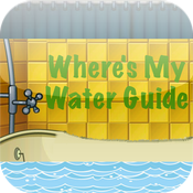 Guide for Where's My Water icon