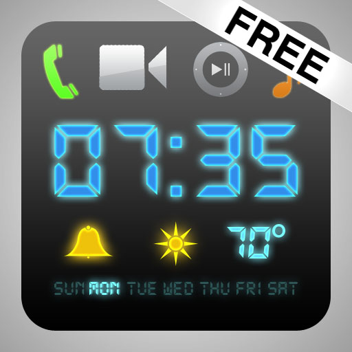 Alarm Clock Master Free for iPad