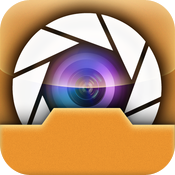 Tags & Albums : Photo Albums & Tags Manager For iOS with Web Sharing icon