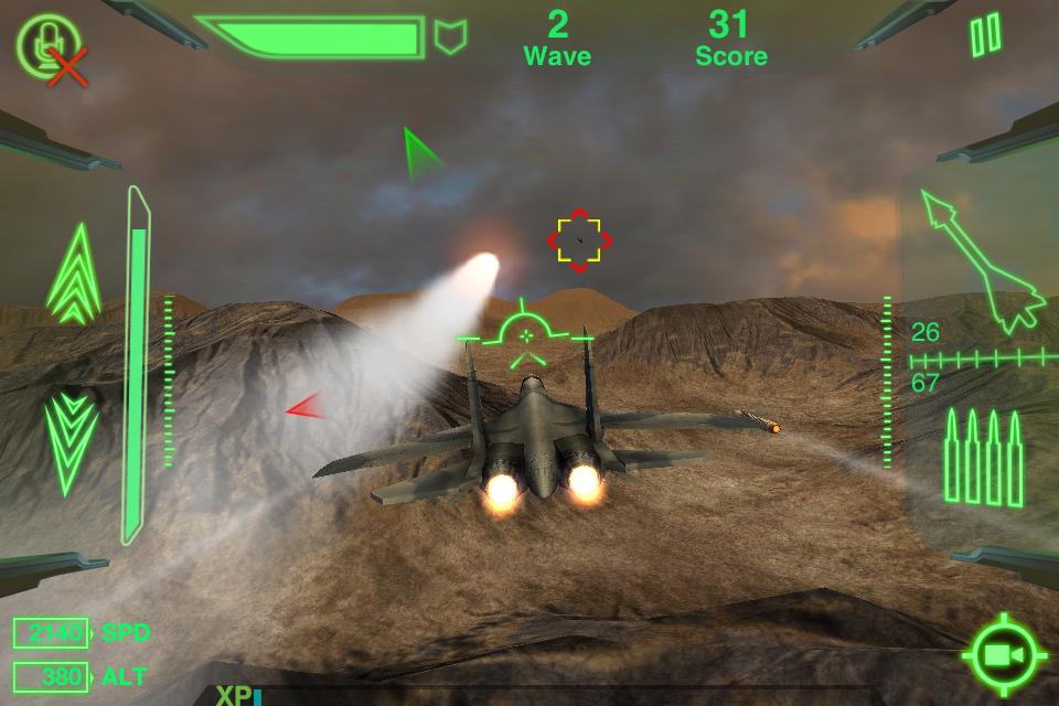 3d飞机手机游戏
