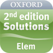 Solutions 2nd edition Elementary Words icon