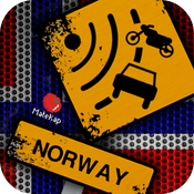 Radar Norway icon