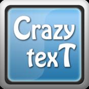 Crazy Text 疯狂的文本