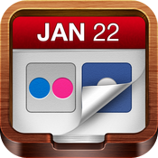 Flickpad HD for Facebook and Flickr icon