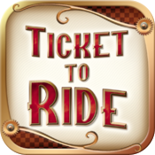 Ticket to Ride for iPad Review icon