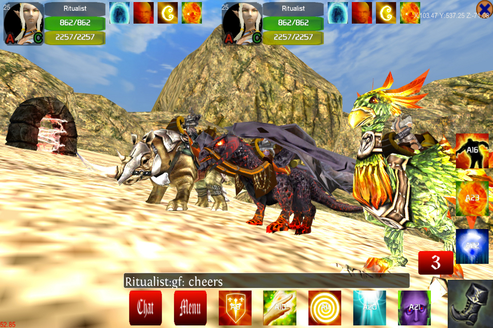 mmorpg android games | Games World