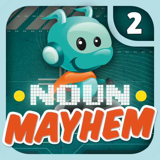 Noun Mayhem HD - Level 2