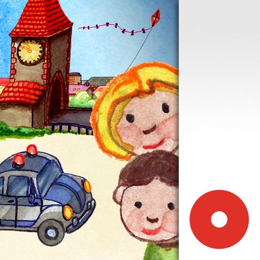 Libro Animato Per Bambini: La mia città (AppStore Link)