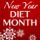 New Year Diet Month - Lose Weight In 2012!