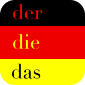 German Noun Gender Quiz icon