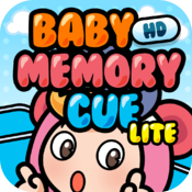 Baby Memory Cue HD Lite icon