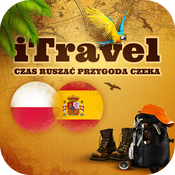 iTravel Polish - Spanish Pocket Dictionary icon