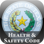 TX Health & Safety Code 2012 - Texas Law icon