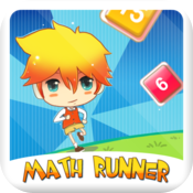 Math Runner FREE icon