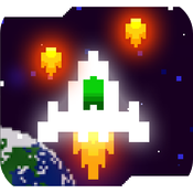 Space Retro icon
