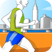 Run in New York - The Marathon Experience icon