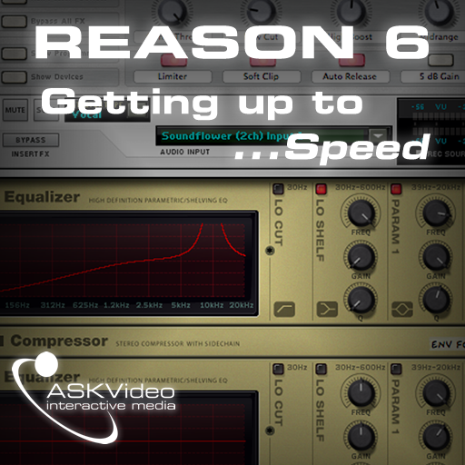 Reason 6 Getting up to Speed