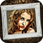 Portrait Painter HD icon