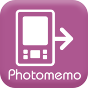 Photomemo  icon