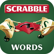 Official Scrabble® Words for iPad icon