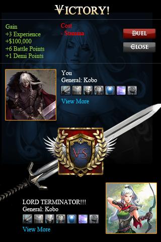 Castle Age screenshot 4