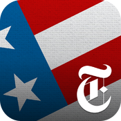 NYTimes Election 2012 Review icon