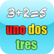 Numbers 4 Kids (iPad version) icon