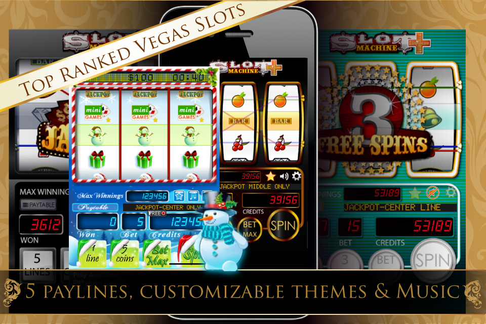 Slot Machine+