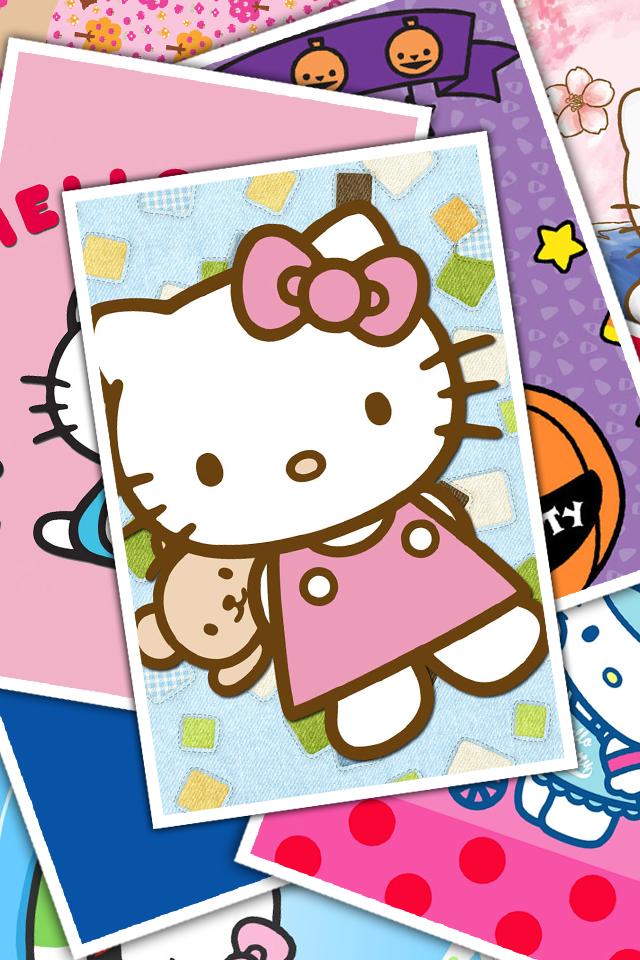 hello kitty - 凯蒂猫免费可爱壁纸