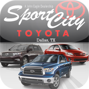 Sport City Toyota icon