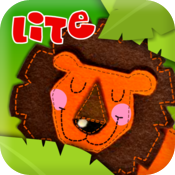 Animals HD - Names and Sounds Lite icon