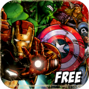 Marvel KAPOW! Free icon