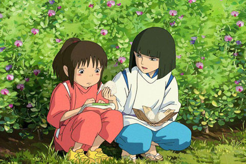 Escuchar dibujos animados(Japones)