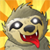 Hungry Sloth Icon