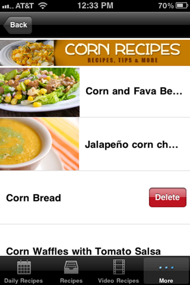 Corn Recipes!